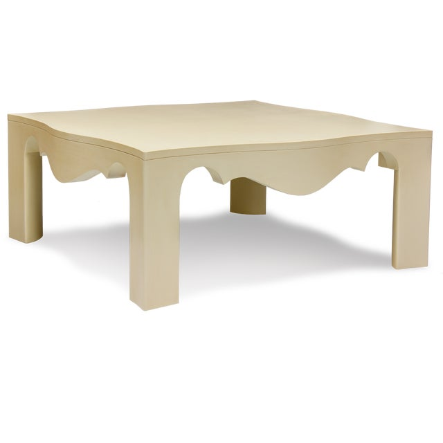 "Truex American Furniture "" Florence Coffee Table"" - Image 2 of 6"