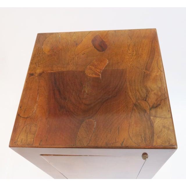 Traditional Burlwood Pedestal - Image 6 of 8