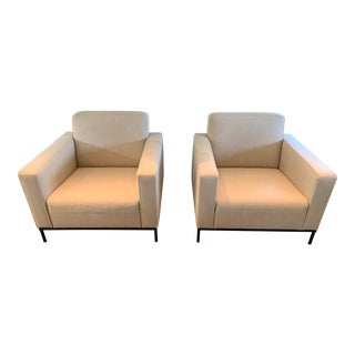 "Christophe Delcourt ""May"" Chairs- A Pair For Sale"