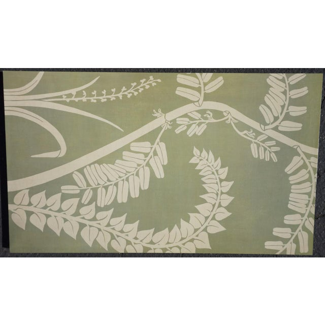 Floral Fern Organic Modern Botanical Art For Sale In San Diego - Image 6 of 7