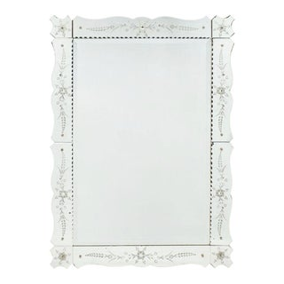 Art Deco French Antique Mirror For Sale