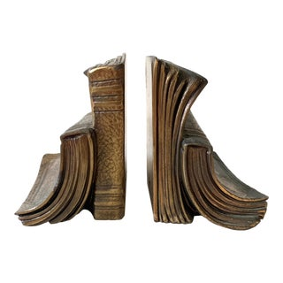 Antique Book Ends For Sale