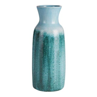 Santorini Blue Vase For Sale