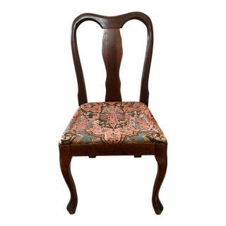 1970s Vintage Queen Anne Childs Chair For Sale
