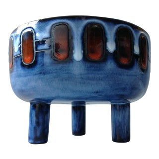 Mid-Century French Studio Art Pottery For Sale