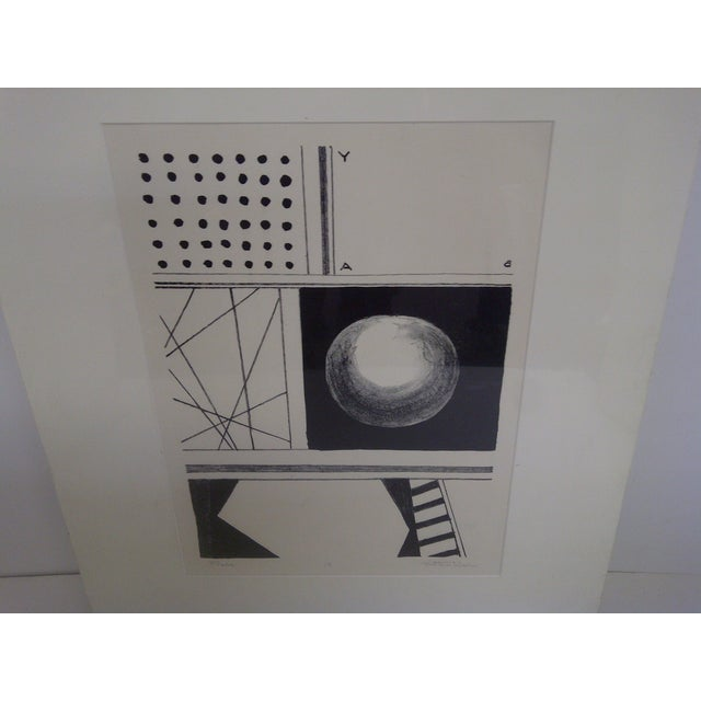 Industrial Probe, Limited Edition Print by Milton Weiss For Sale - Image 3 of 9