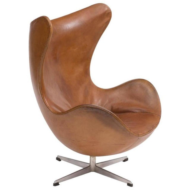 First Edition Egg Chair by Arne Jacobsen, Denmark, 1959 - Image 11 of 11