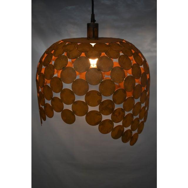 2010s Doug Werner Oblik Studio Fishcale Pendant Light - 02 For Sale - Image 5 of 6