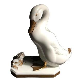 German Art Deco Porcelain Sculpture