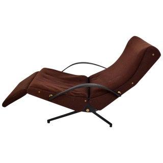 Midcentury Italian Modern P40 Chair by Osvaldo Borsani for Tecno For Sale