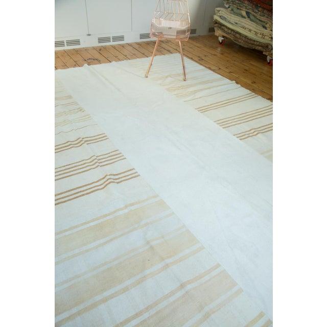 "Vintage Kilim Carpet - 8'1"" X 11'8"" - Image 3 of 6"