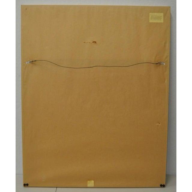 "Circa 1971 ""Coca Cola"" Signed Color Lithograph By Jasper Johns - Image 8 of 9"