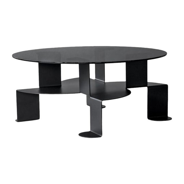 Aspa Sculptural Coffee Table by Atra For Sale