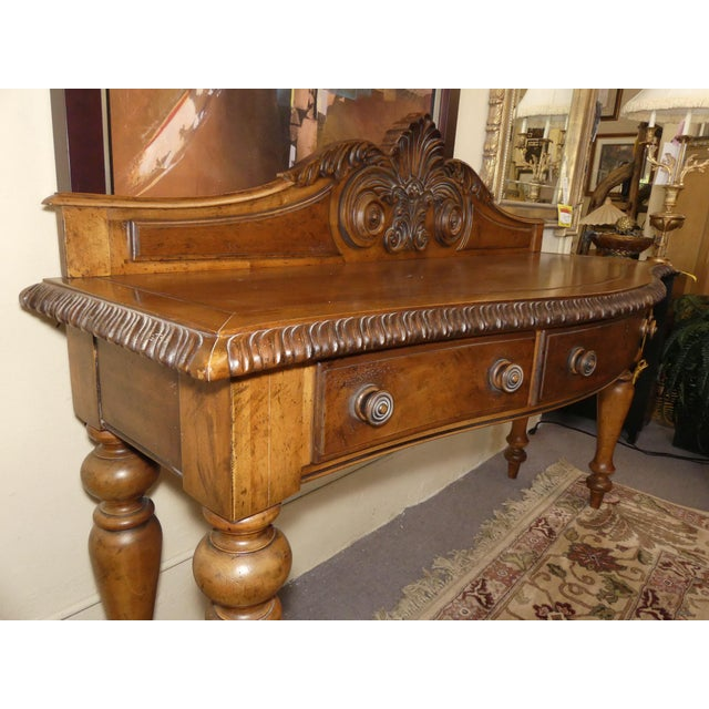 British Colonial Ralph Lauren British Colonial Sideboard or Server For Sale - Image 3 of 12