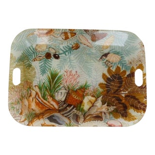 1970s Vintage Christian Dior Lucite Tray