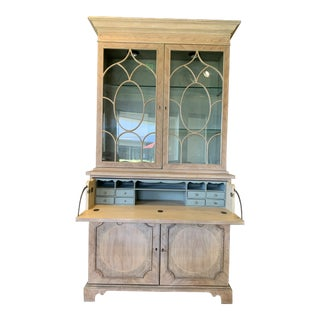 Century Furniture Buxton Secretary Desk For Sale