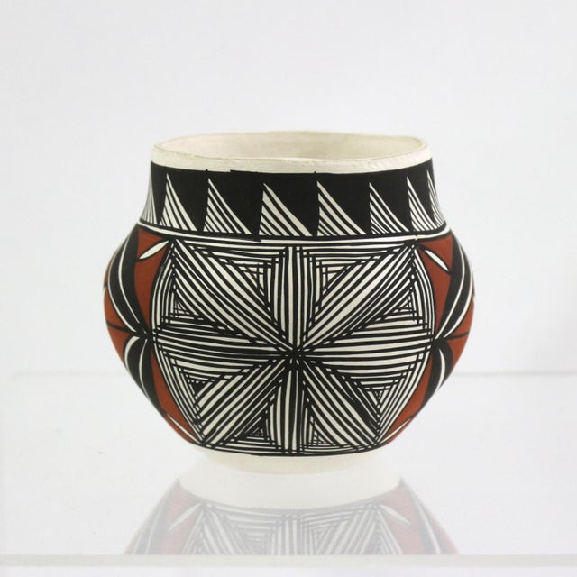 Vintage Acoma Native American Art Pottery - Image 3 of 5
