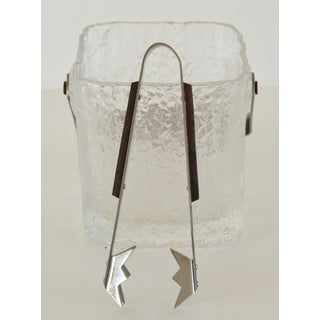 1960s Mid-Century Modern Hoya Crystal Ice Bucket Preview