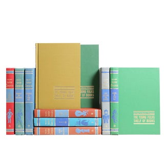 Junior Classics Mid-Century Library - Set of 10