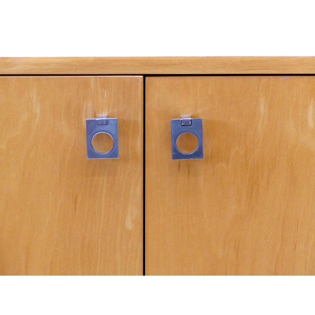 Mid-Century Maple Dresser or Cabinets by Jack Cartwright for Founders Furniture - Image 3 of 10