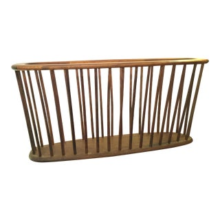 Arthur Umanoff Magazine Rack For Sale