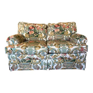 Dexter Furniture Floral Loveseat