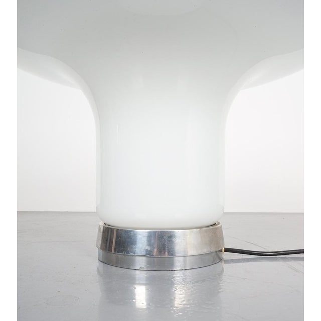 Artemide Angelo Mangiarotti Lesbo Table Lamp Artemide, Italy, 1967 For Sale - Image 4 of 7