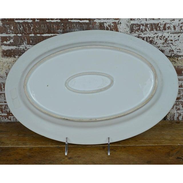 Porcelain Transfer Portrait Platter - Image 7 of 7