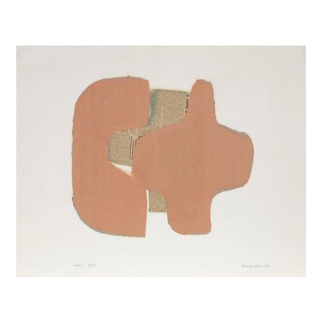 "Conrad Marca-Relli ""Ibiza I"" Painting C. 1968 For Sale"