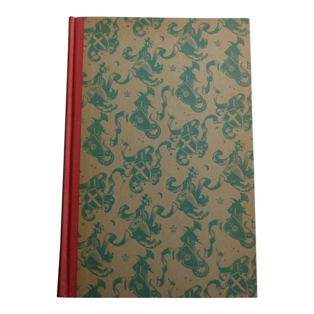 Vintage Coronation Edition of the Faerie Queene Book For Sale