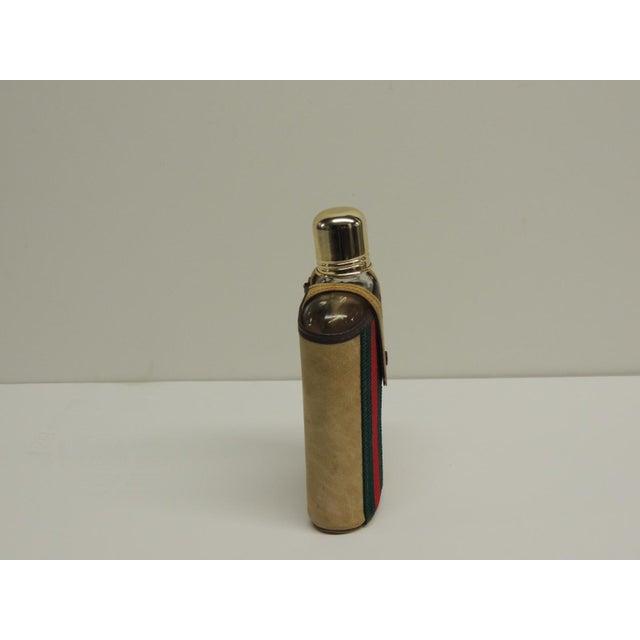 Vintage Traveling Glass Flask - Image 4 of 4