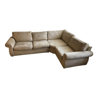 Pottery Barn Pearce Sectional For Sale