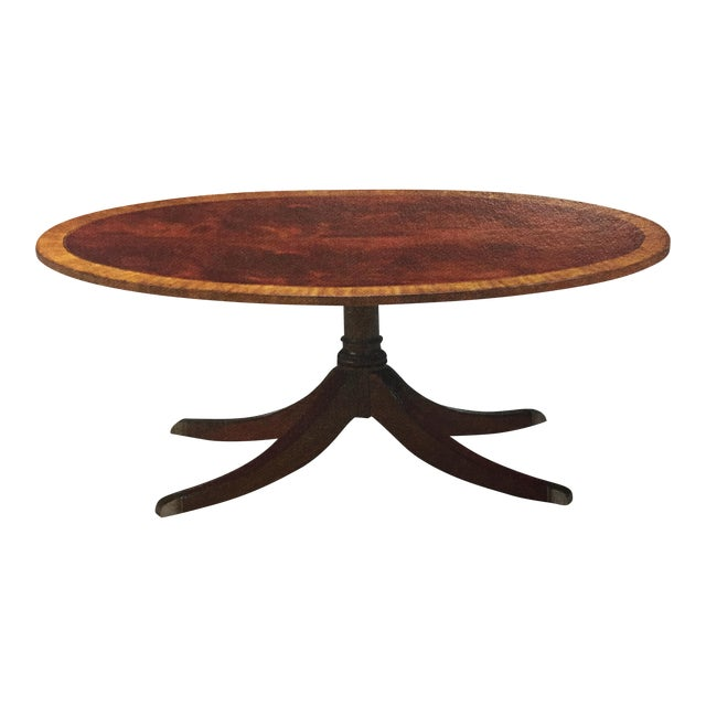Ethan Allen Trevor Coffee Table: Ethan Allen Thornton Coffee Table