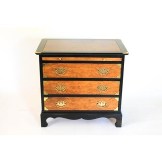 Burlwood Chest of Drawers by Century Preview