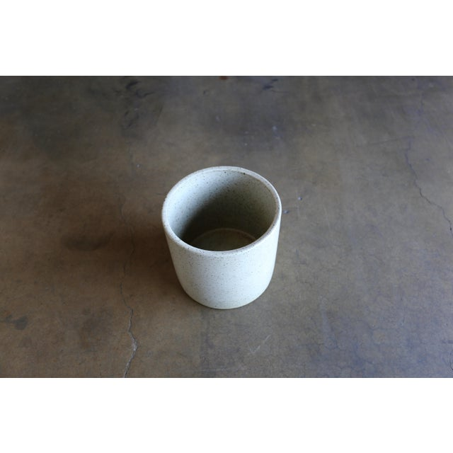 Mid 20th Century David Cressey for Architectural Pottery Small-Scale Ceramic Planter For Sale - Image 5 of 7