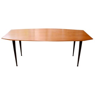 Carlo Di Carli for Tecno Dining Table For Sale