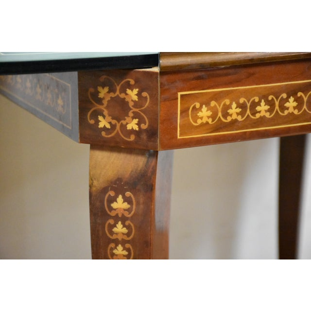 Italian Game Table Set For Sale - Image 5 of 11