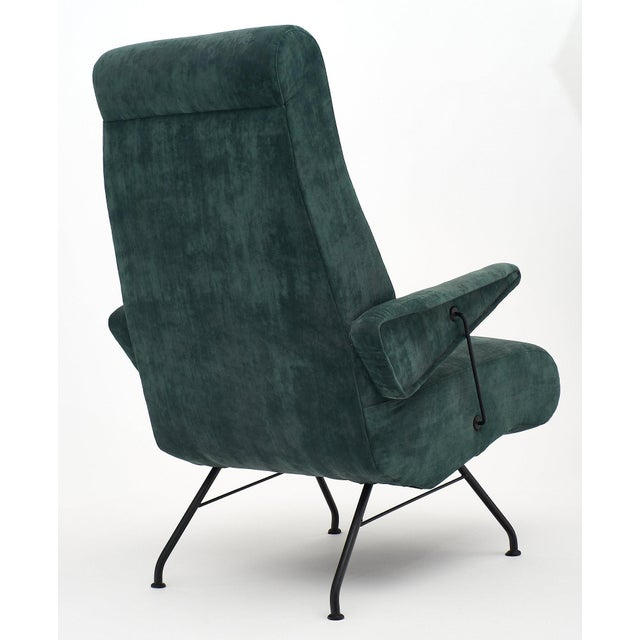 Italian Pair of Armchairs by Carlo DI Carli For Sale - Image 10 of 11