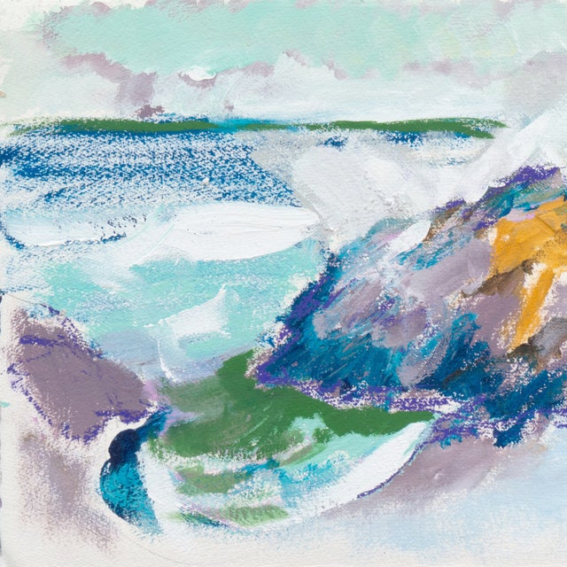 Crashing Surf, Carmel Painting by Robert Canete - Image 2 of 6