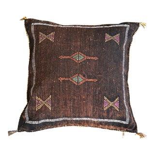 Moroccan Sabra Throw Pillow For Sale