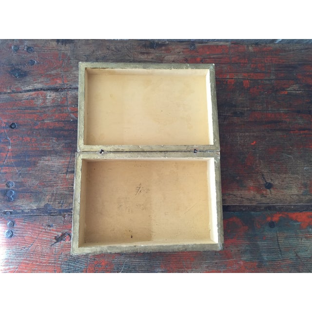 Florentine Wooden Box - Image 4 of 8