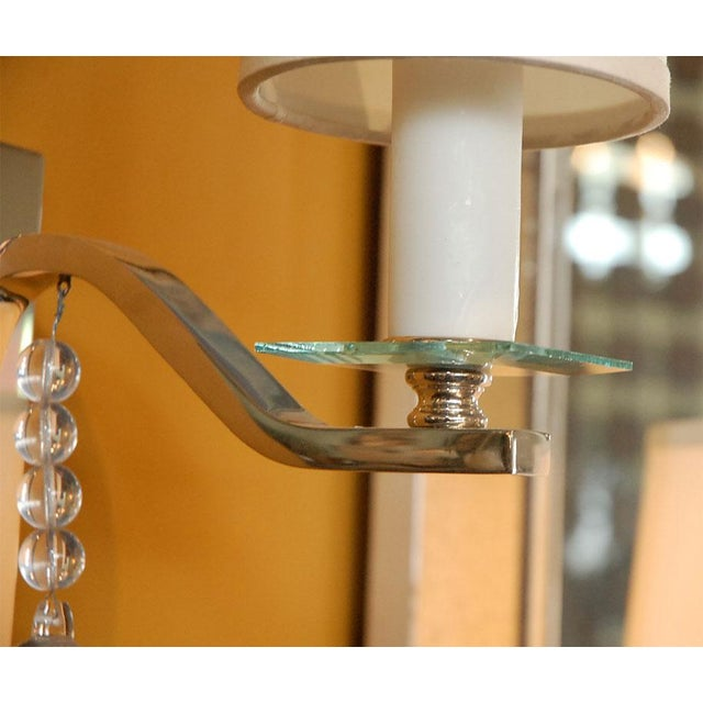 Paul Marra Glass Ball Sconce For Sale In Los Angeles - Image 6 of 9