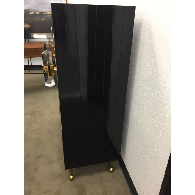 Jonathan Adler Crawford Bar Cabinet For Sale In Los Angeles - Image 6 of 9