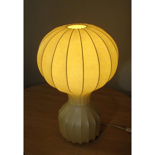 """Original Achille & Pier Giacomo Castiglioni """"Gatto"""" Table Lamp - Image 4 of 11"""