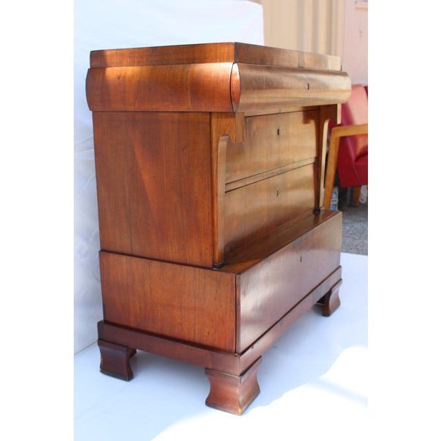 Biedermeier Small Chest of Drawers - Image 4 of 11