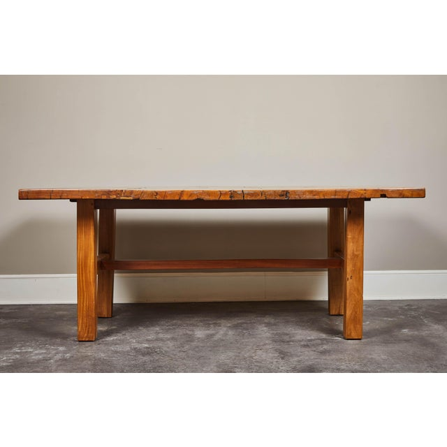 Rare 19th Century Solid Molave Wood Table For Sale - Image 10 of 10