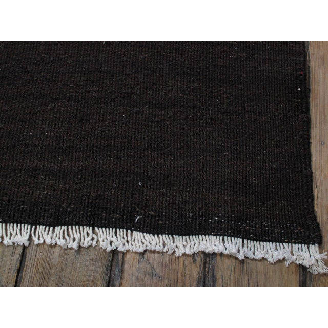 Two-Panel Kilim with Stripes For Sale - Image 4 of 9