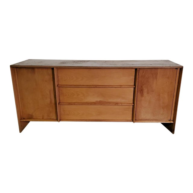 1950s T. H. Robsjohn-Gibbings Credenza for Widdicomb For Sale