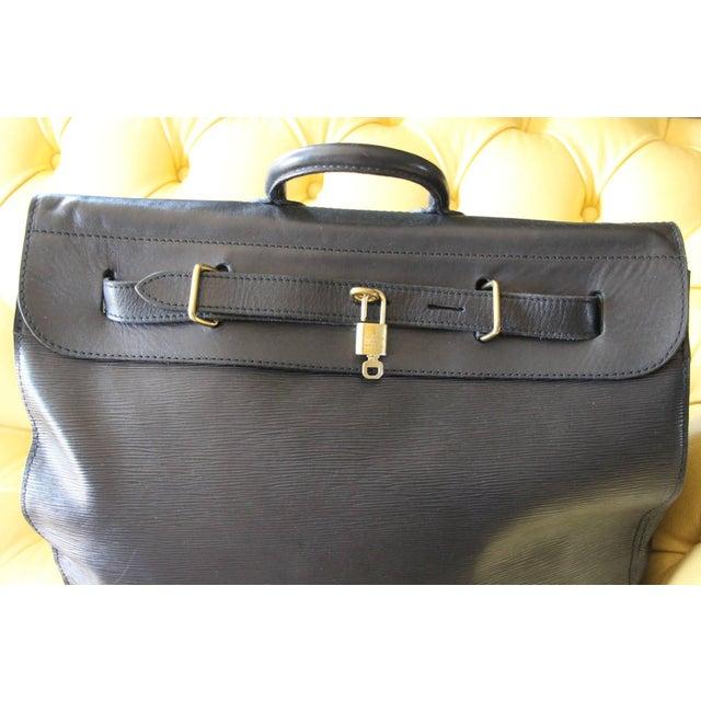 41cf0e1887b6 Incredible Louis Vuitton Steamer Bag Epi Leather