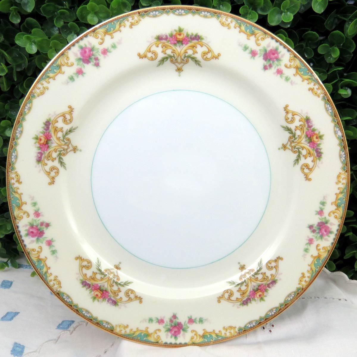Mismatched Vintage Dinner Plates - Set of 8 - Image 4 of 11 & Mismatched Vintage Dinner Plates - Set of 8 | Chairish